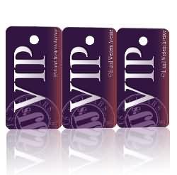 3 up key tag card