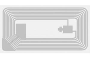 HF RFID Dry Inlay